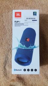 Caixa De Som Jbl Flip 4