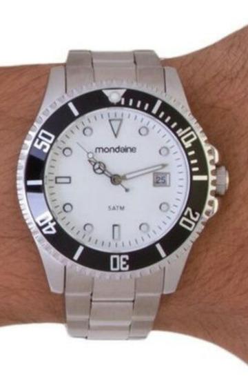 Relógio Masculino Mondaine 94295g0mbns3 Analógico Quartz