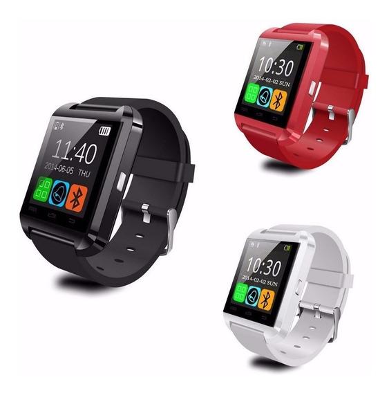 Paquete De Relojes Smartwatch U8-10 Piezas