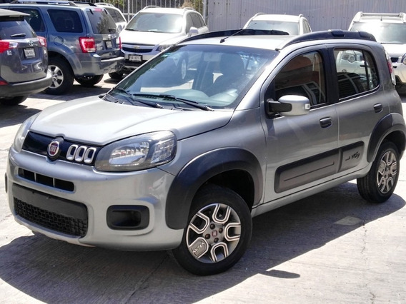 Fiat Uno Way 100% Financiado Ctas Fijas Tomo Usados *