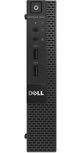 Cpu Dell Mini 3020 Core I5 4ª 4gb Ssd 120gb Wifi