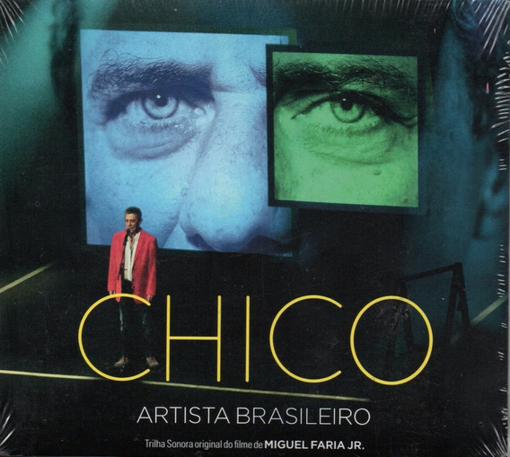 Cd Chico Buarque - Artista Brasileiro