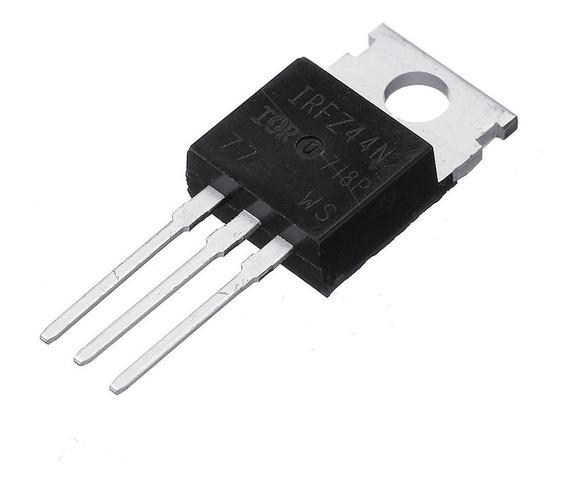 10x Transistor Irfz44n Irfz44 Irfz 44n Original