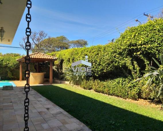 Casa Comercial Para Locação Em Campinas - Nova Campinas - Ca03862 - 34270138