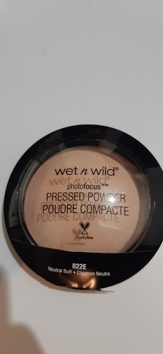 Polvo Compacto Photo Focus Wet N Wild