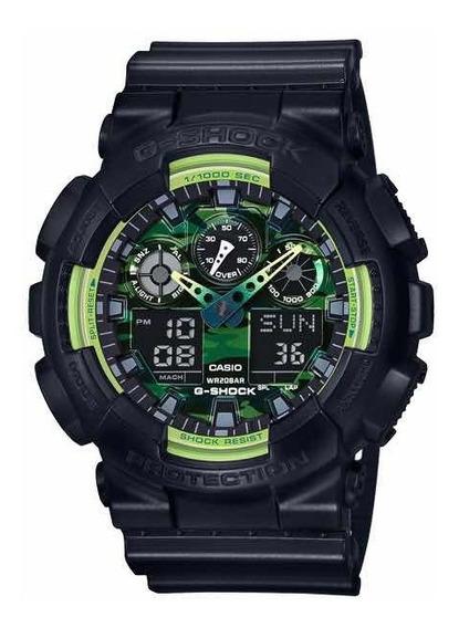Relógio Casio G-shock Ga-100ly-1adr