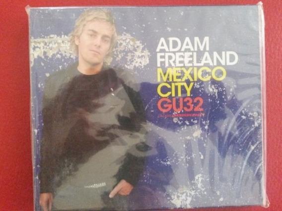 Cd Nuevo Adam Freeland México City Gu32 Paul Tz04