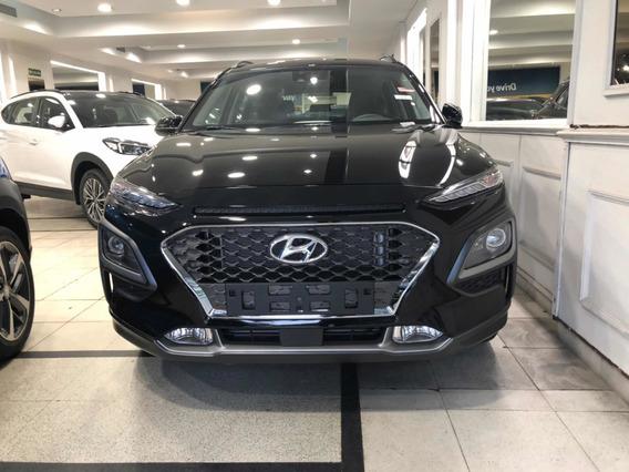 Hyundai Kona 4x4 Safety