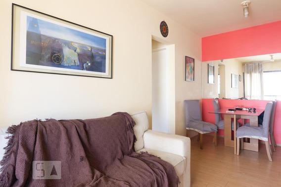 Apartamento Para Aluguel - Brooklin, 2 Quartos, 60 - 893000581