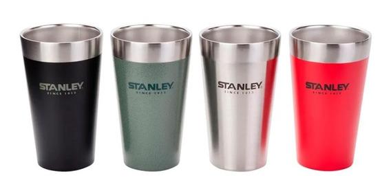 Vaso Térmico Stanley 473 Ml Vacuum Pint Varios Colores