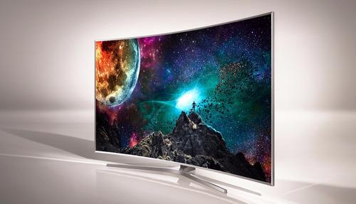 Imagem 1 de 3 de Tv 4k 3d Samsung Js 9500 78p