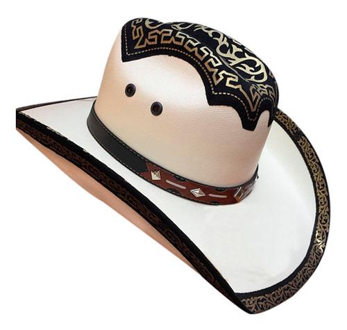 Sombrero La Sierra Lona Horma Chihuahua