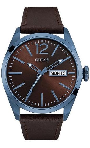 Relógio Guess Masculino Marrom 92584gpgtec4 W0658g8
