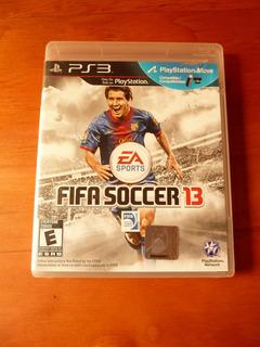 Fifa Soccer 13 Juego Ps3