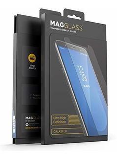 Protector De Pantalla De Vidrio Templado Para Galaxy J8 Comp