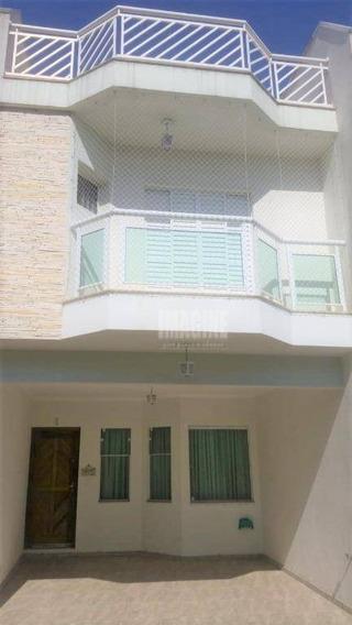 Sobrado Em Condomínio Na Água Rasa Com 3 Dorms Sendo 1 Suíte, 2 Vagas, 150m² - So0643