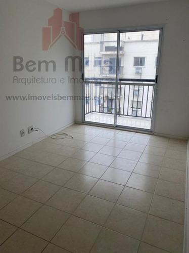 Apartamento Para Venda, 2 Dormitórios, Jacarepaguá - Rio De Janeiro - 748