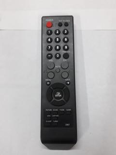 Control Remoto Para Tv Samsung Pantalla Plana Mod 2967