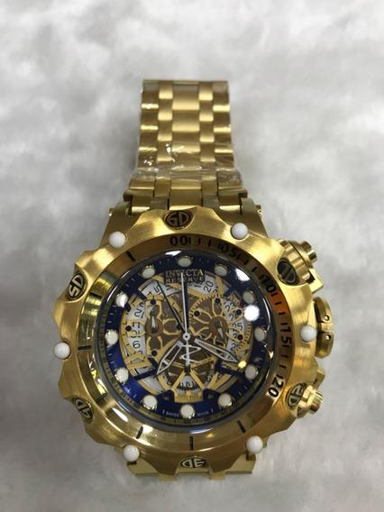 Relógio Invicta Venon Hibrid Skeleton Top - Envio 24 Horas