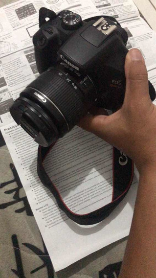 Câmera Fotográfica Profissional Cânon T6