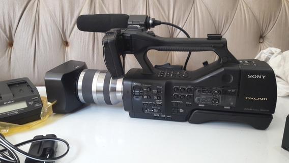 Sony Nex Ea50 Com Lente 18- 200
