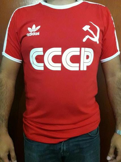 Remera Cccp Urss Rusia