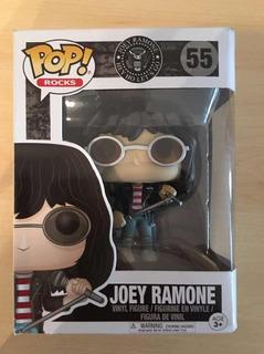 Funko Pop Rock Joey Ramone Número 55