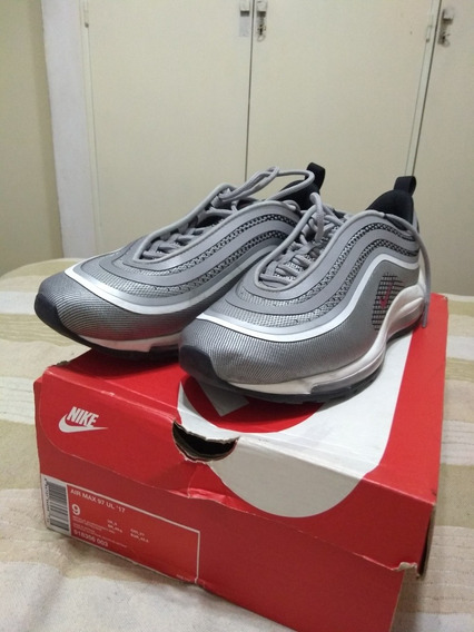 Zapatillas Nike Air Max 97 Excelente Estado Talle 9 Us