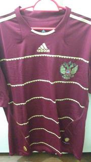 Camisa Da Seleção Da Rússia 2010