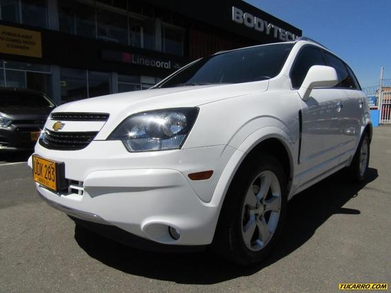 Chevrolet Captiva Sport 4x4