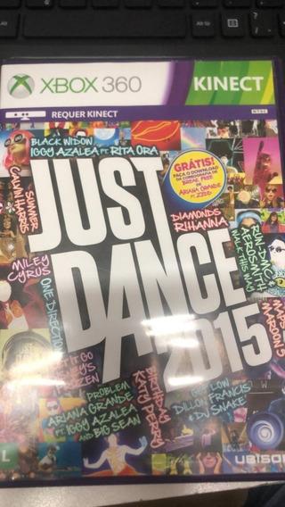 Just Dance 2015 Xbox 360 Original Midia Física Just Dance