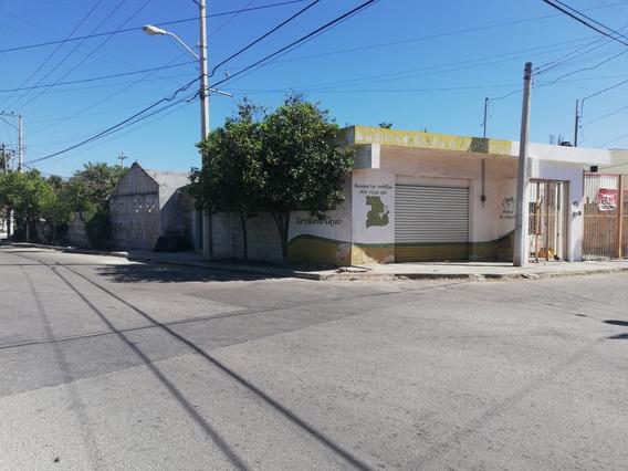 Venta De Terreno Con Construcción En La Colonia Amapolas En Mérida, Yucatán