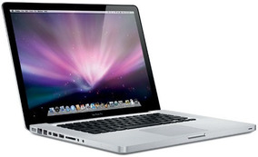 Apple Macbook Pro 15 Polegadas Core2duo 2.53 4gb Ssd 240gb