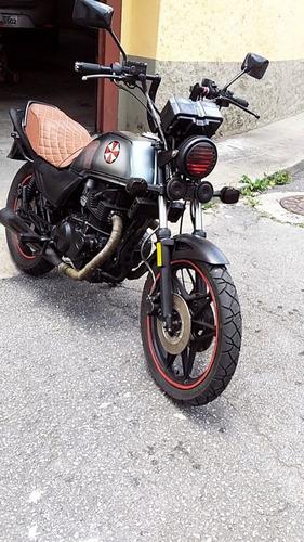 Imagem 1 de 12 de Honda Cb 450 Dx