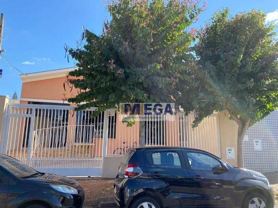 Casa Com 3 Dormitórios À Venda, 250 M² - Vila Nova - Campinas/sp - Ca1851