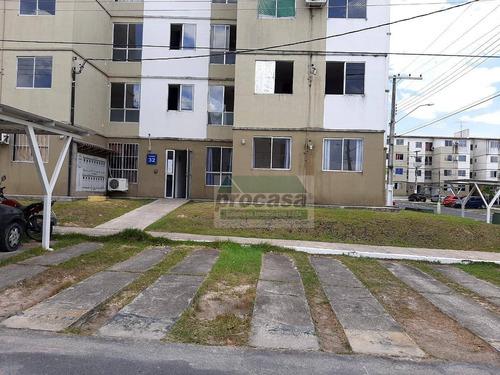 Imagem 1 de 10 de Apartamento Com 2 Dormitórios À Venda, 63 M² Por R$ 75.000,00 - Santa Etelvina - Manaus/am - Ap2996