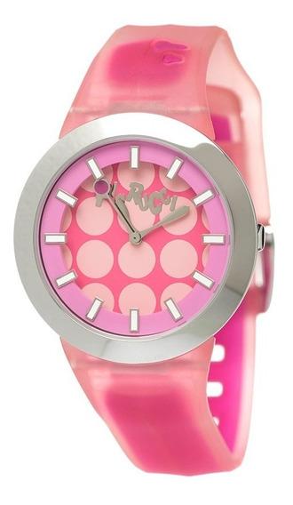 Reloj Fiorucci Sumergible Fr0804 Movimiento Japones, Dama-na