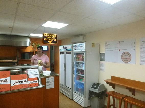 Buena Pizzeria En El Centro De El Valle En Venta