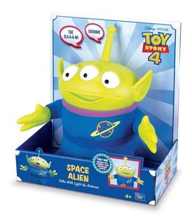 Muñeco Space Alien Toy Story Original Disney Sonido Y Luz