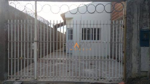 Imagem 1 de 8 de Casa Com 1 Dormitório À Venda, 41 M² Por R$ 150.000,00 - Jardim Centenário - Rio Claro/sp - Ca0297