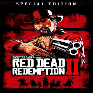 Red Dead Redemption 2 Special Ed. - Código / Rockstar Pc