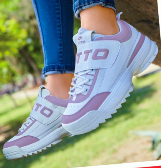 Tenis Lotto Original Comfort