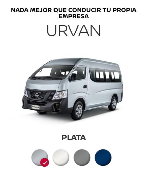 Nissan Urvan Todas Las Versiones