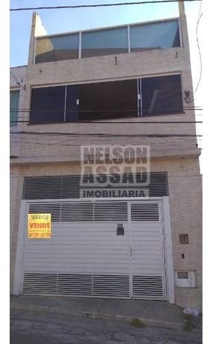Imagem 1 de 14 de Sobrado Para Venda No Bairro Vila Marieta, 2 Dorm, 2 Suíte, 2 Vagas, 160 M, 70 M - 1851