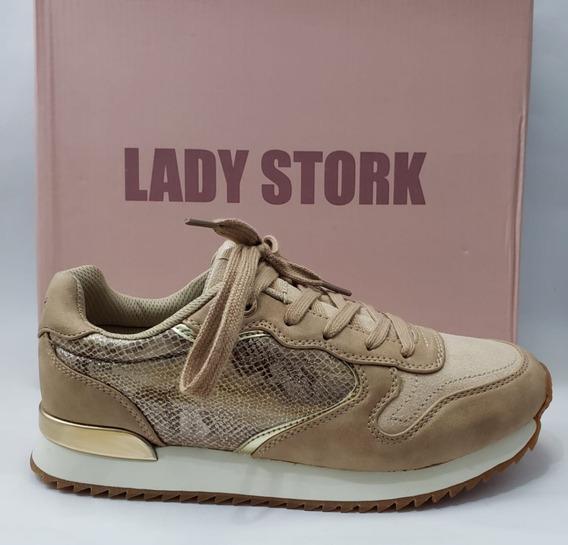 Lady Stork Zapatilla Pensilvania Piedad