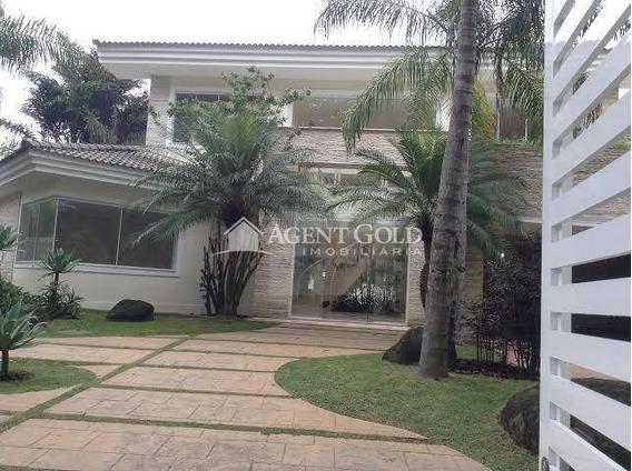 Casa Residencial À Venda, Barra Da Tijuca, Rio De Janeiro - Ca0078. - Ca0078