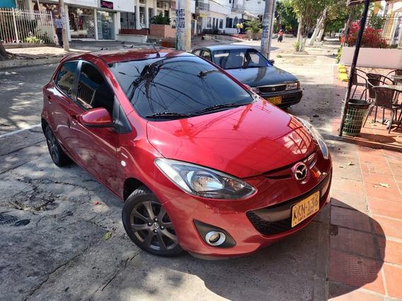 Mazda 2 Motor 1.6 Rojo 5 Puertas