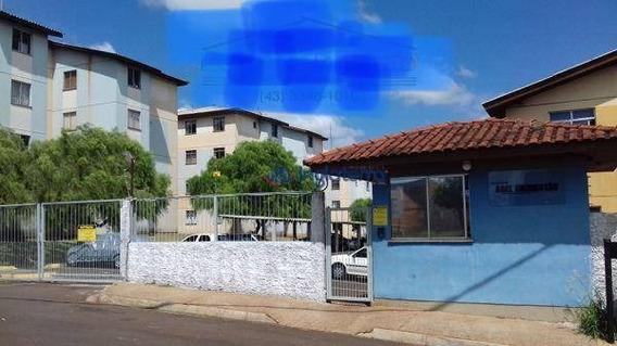 Apartamento À Venda, 48 M² Por R$ 120.000,00 - Nova Olinda - Londrina/pr - Ap0602