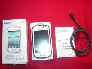 Samsung Liberado Doble Sim, Modelo Gt-s6812b