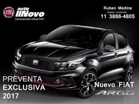 Fiat Argo Motor 1.3 0km Autonovo S.a